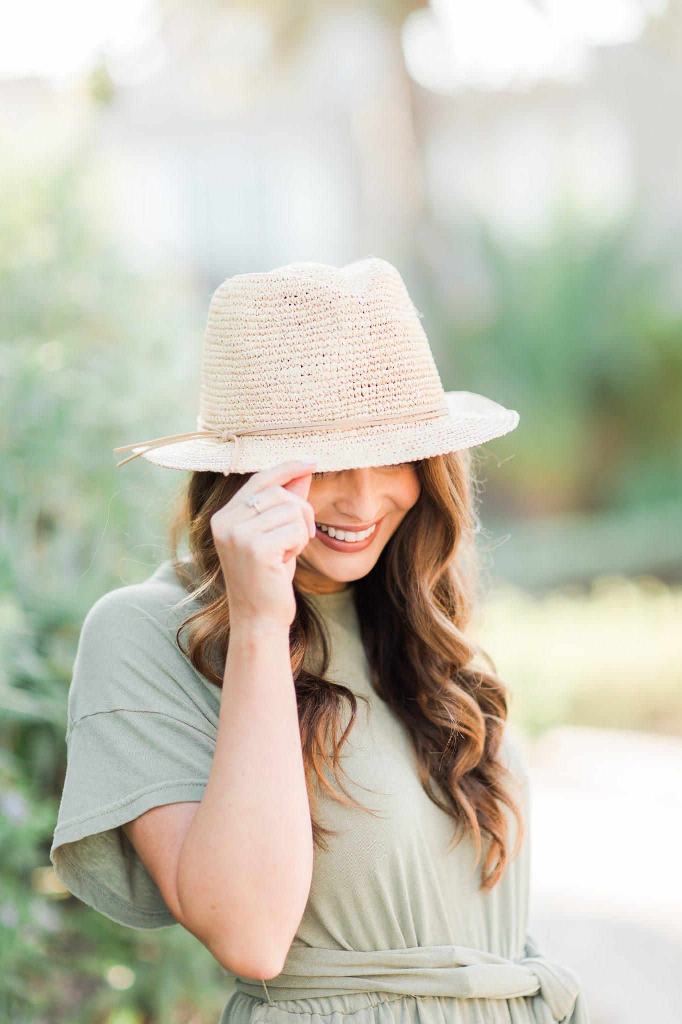 Maxie Elle | Panama straw hat