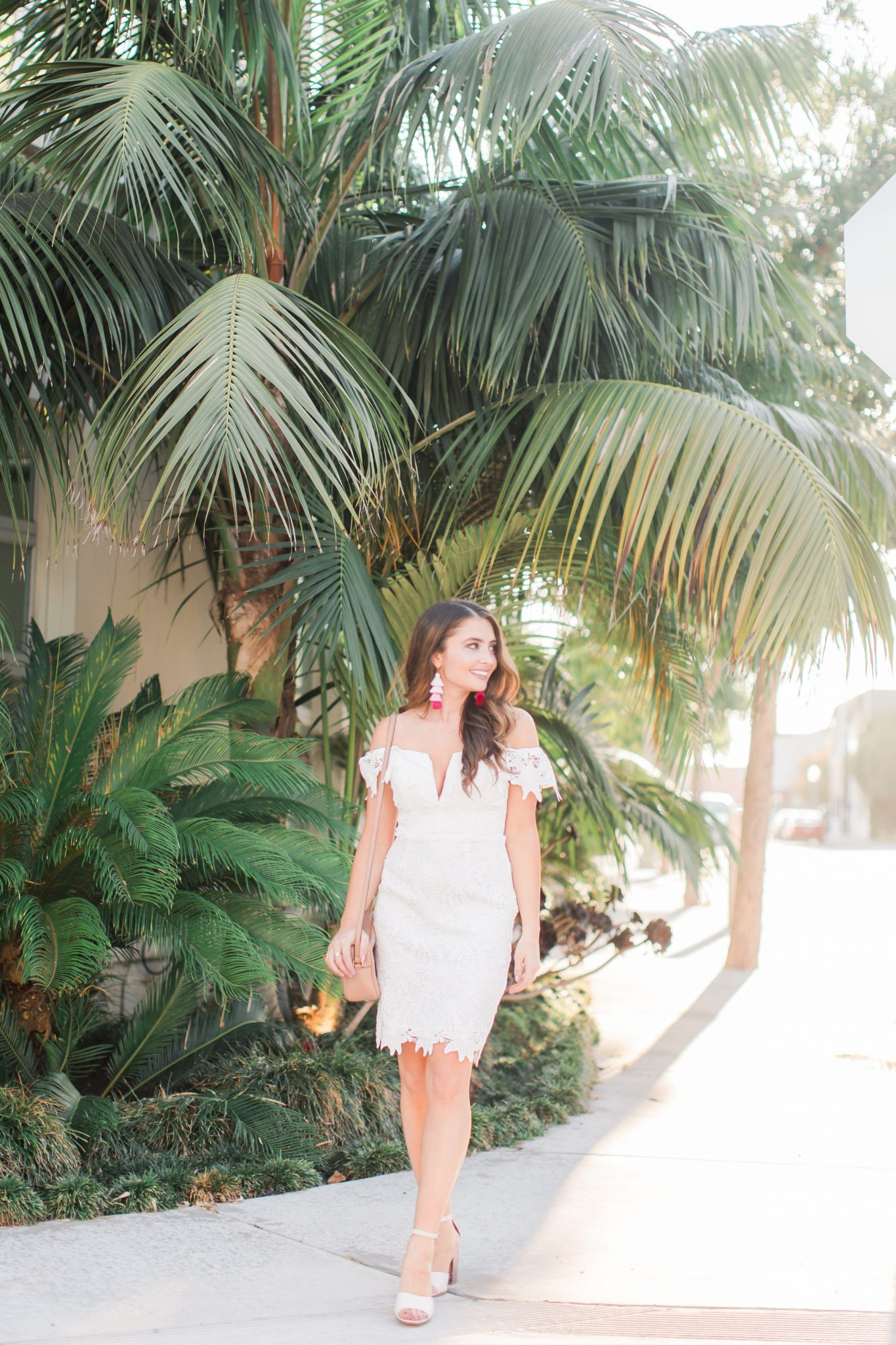 Maxie Elle | Bride-to-be Looks - Wedding Shower Outfit by popular Orange County fashion blogger Maxie Elle