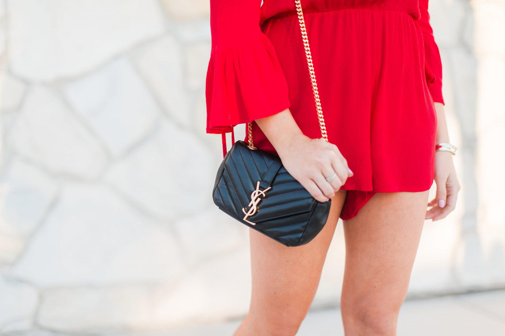 Maxie Elle | YSL Bag