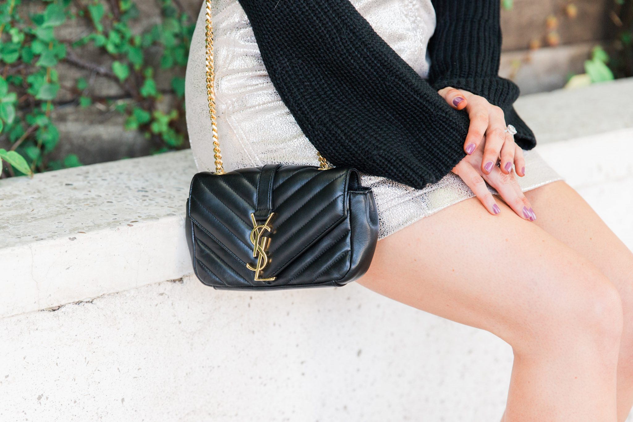 Maxie Elle | YSL Bag
