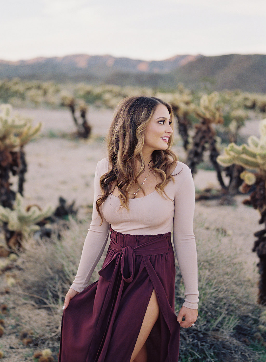 Maxie Elle | Joshua Tree Engagement Photos - Our Proposal Story by popular Orange County blogger Maxie Elle