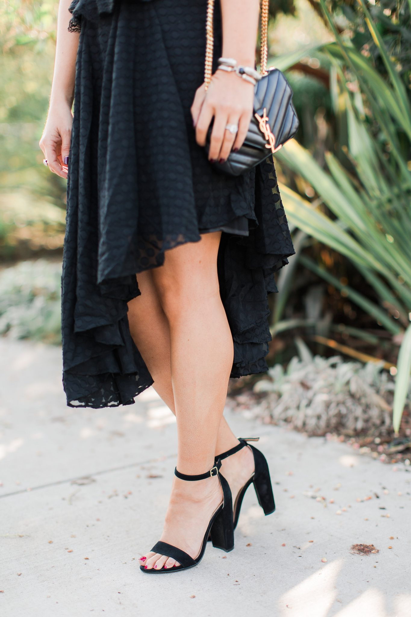 Maxie Elle | Little black dress - Nordstrom Half Yearly Sale Picks & The Perfect LBD by popular Orange County fashion blogger Maxie Elle