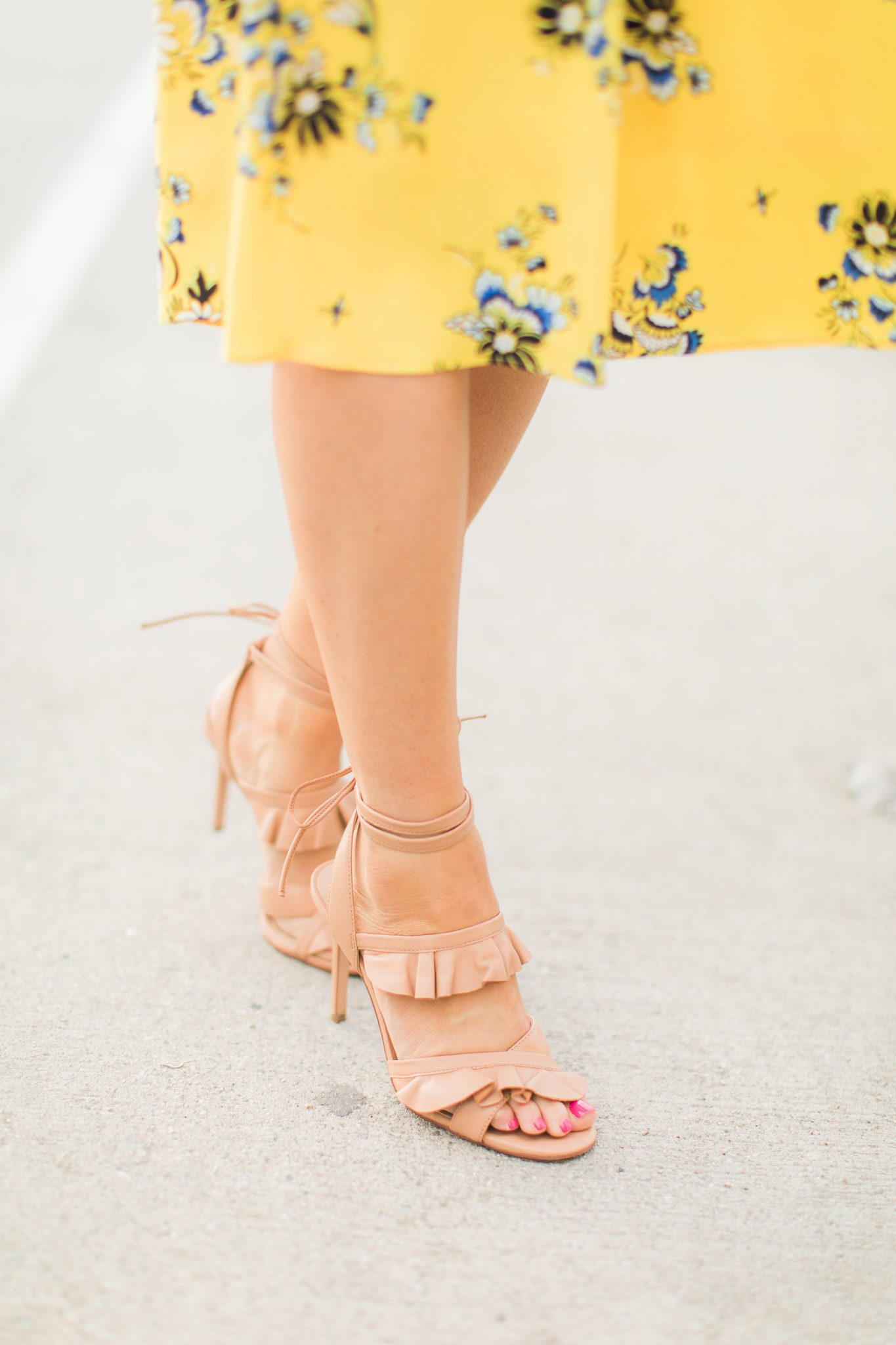 popular Orange County fashion blogger Maxie Elle